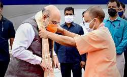 Amit shah on mission uttar pradesh praises CM Yogi Adityanath अमित शाह ने जमकर की CM योगी की तारीफ, - India TV Paisa