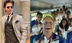 shahrukh khan Sjoerd Marijne indian women hockey team ex coach kabir khan tokyo olympics 2020 - India TV Paisa