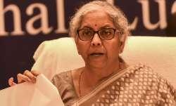 FinMin to kick-start budgetary exercise from Oct 12- India TV Paisa