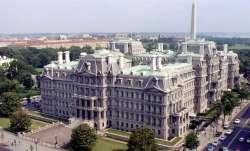 Eisenhower Building, Eisenhower Building Modi Harris, PM Modi and Kamala Harris- India TV Paisa