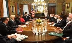 Modi US Visit: पीएम मोदी के साथ मीटिंग में कमला हैरिस ने उठाया आतंकवाद का मुद्दा, कहा-आतंकी संगठनों - India TV Paisa