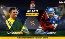 IPL 2021 Live Streaming CSK vs MI, CSK vs MI Live Telecast, CSK vs MI Live Webcast, CSK vs MI Stream- India TV Paisa