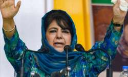 PDP to fight upcoming assembly elections in Jammu and Kashmir: Mehbooba Mufti- India TV Paisa