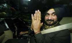 Navjot Singh Sidhu's resignation has not been accepted: Sources- India TV Paisa