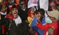 Nepal, Nepal Youth Protest, Nepal Youth Protest China, Nepal Protest China- India TV Paisa
