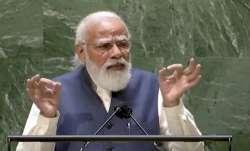 UNGA में पीएम मोदी ने अफगान संकट, वैक्सीन, पाकिस्तान, विस्तारवाद-आतंकवाद समेत कई मुद्दों को उठाया- India TV Paisa