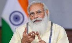 प्रधानमंत्री नरेंद्र मोदी का किसानों से संवाद LIVE- India TV Paisa