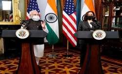 पीएम मोदी ने अमेरिकी उपराष्ट्रपति कमला हैरिस को भारत आने का निमंत्रण दिया - India TV Paisa