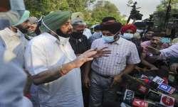 captain amarinder singh to meet amit shah jp nadda bjp punjab politics पंजाब की राजनीति में नया 'खेल- India TV Paisa