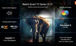 Redmi launches Smart TVs in India at starting price of Rs 15999- India TV Paisa