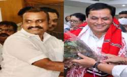 Sarbananda Sonowal, Selvaganapathi, Murugan elected unopposed to Rajya Sabha- India TV Paisa
