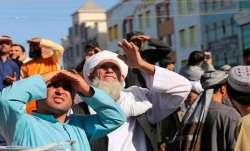अफगानिस्तानः तालिबान ने हेरात शहर के मुख्य चौराहे पर शव को क्रेन से लटकाया - India TV Paisa