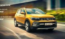 Hyundai Creta, Kia Seltos rival Volkswagen Taigun SUV launched in India Check prices, variants- India TV Paisa