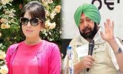 रिश्वत के पैसों से अरुसा आलम को गिफ्ट देते थे अमरिंदर? - India TV Paisa