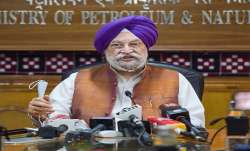 पेट्रोल, डीजल पर कर से वैक्सीन, मुफ्त भोजन, अन्य योजनाओं का वित्त पोषण: हरदीप सिंह पुरी- India TV Paisa