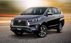 Toyota Kirloskar drives in Innova Crysta Limited Edition at Rs 17.18 lakh- India TV Paisa