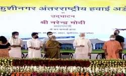 पीएम मोदी ने कुशीनगर इंटरनेशनल एयरपोर्ट का किया उद्घाटन- India TV Paisa
