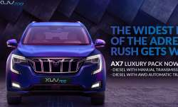 Mahindra XUV700 deliveries to begin from October end- India TV Paisa