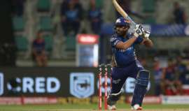 'We never thought IPL will be in UAE', Rohit Sharma said after playing a match-winning match against- India TV Hindi