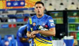 Chennai Super Kings CEO gives big update on Mike Hussey health- India TV Hindi