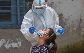 <p>Coronavirus Testing in India near...- India TV Hindi