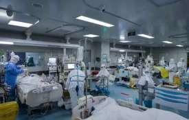 Coronavirus Cases in America- India TV Hindi