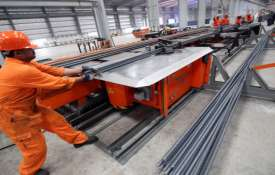 JSW Steel crude steel output falls 5 pc to 12.46 LT in July- India TV Hindi