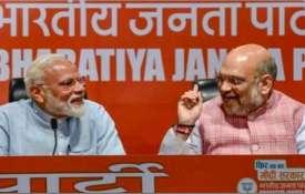 दिल्ली-एनसीआर में कोरोना की बेहतर स्थिति के लिए मोदी ने शाह की तारीफ की- India TV Hindi