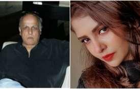 Mahesh Bhatt and Luviena Lodh - India TV Hindi