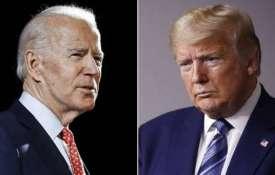 Joe Biden and Donald Trump- India TV Hindi