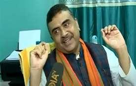 BJP leader suvendu adhikari reply in interview on marriage TMC से BJP में आए शुभेंदु अधिकारी ने नहीं- India TV Hindi