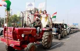 tractor rally- India TV Hindi