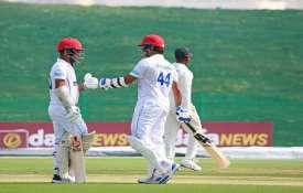 AFG v ZIM : असगर अफगान ने...- India TV Hindi