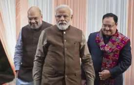 Bengal polls: BJP names candidates for 5th 6th 7th and 8th phase- India TV Hindi