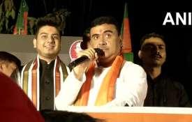 Suvendu Adhikari says Bengal will become Kashmir if TMC Comes to power again अगर दोबारा सत्ता में आई- India TV Hindi