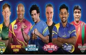 Road Safety World Series Teams- India TV Hindi