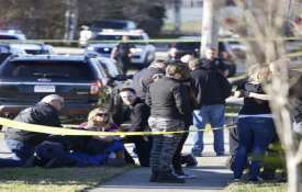 Two injured in firing incident in UK college, one arrested (symbolic photo) - India TV Hindi
