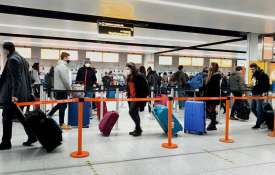 Britain adds India to COVID-19 travel red list amid concerns over new variant- India TV Hindi