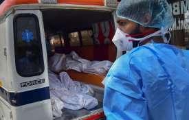 Covid-19 hospital Fire, Corona Hospital Fire, Coronavirus Hospital Fire, Covid-19 hospital- India TV Hindi