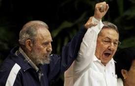 Fidel Castro, Raul Castro resigns, Raul Castro, Raul Castro Fidel Castro, Fidel Castro Death- India TV Hindi