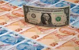 India's Forex reserves fall by USD 2.986 bn to USD 579.285 bn- India TV Hindi