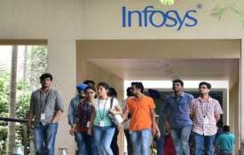 Infosys approves  Rs 9,200-cr buyback offer, net profit rises 17.5 pc to Rs 5,076 crore in March qtr- India TV Hindi