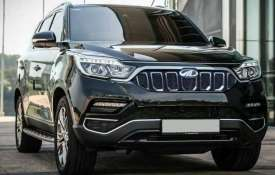 Mahindra new global SUV project codenamed W601 to be branded XUV700- India TV Hindi