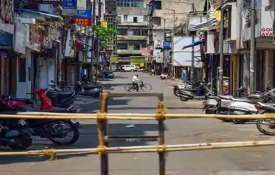 one month's national lockdown can dent GDP by 2 pc- India TV Hindi