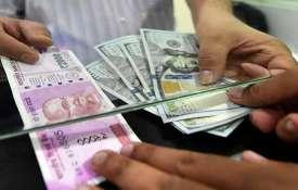 resurgence of COVID-19 Rupee slumps 52 paise against US dollar - India TV Hindi