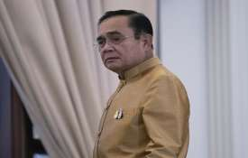 Thailand Prime Minister fined for not wearing mask - India TV Hindi