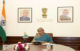 43rd GST Council Meeting 28th May 2021- India TV Hindi