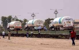 रेलवे ने सप्लाई की...- India TV Hindi