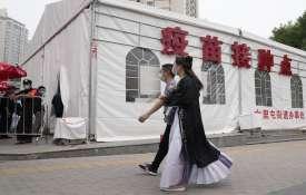 Chinese exports jump as covid-19 pandemic wanes - India TV Hindi