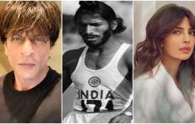 Milkha Singh passed away shahrukh khan priyanka chopra and others mourn demise of Former Indian Spri- India TV Hindi